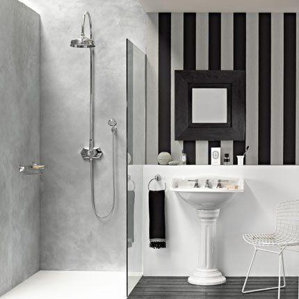 17 best images about colonne douche on pinterest mosaics black tiles and ps. Black Bedroom Furniture Sets. Home Design Ideas