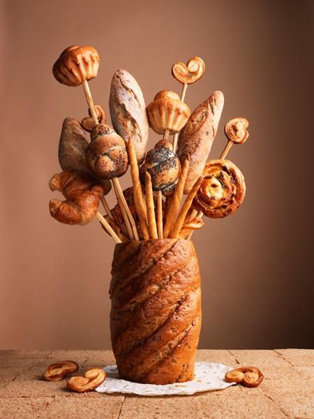 Amazing Art of Creating Food Landscapes, Inspiring Edible Decorations