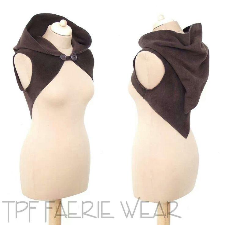 TPF Faerie - Vest Hoodie