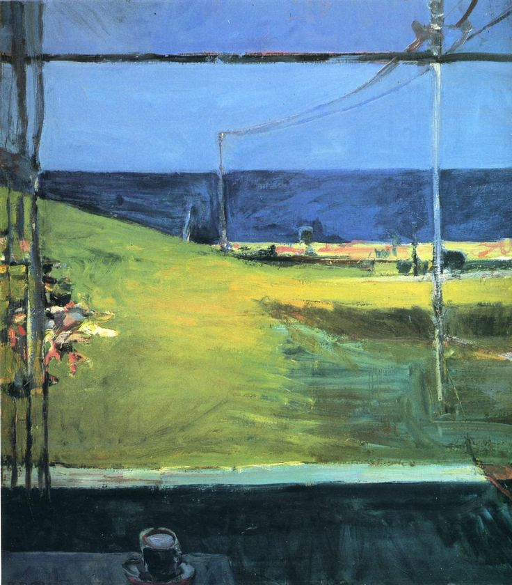 Richard Diebenkorn #jeffreyalanmarks #JAM #homedecor