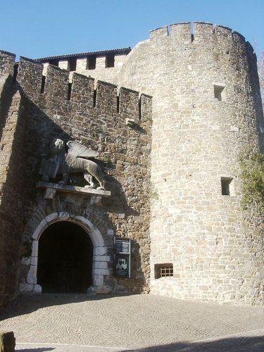 Gorizia Castle, Italy