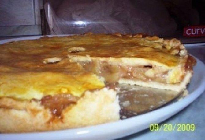 Almás pite 17. - amerikai recept képpel. Hozzávalók és az elkészítés részletes leírása. Az almás pite 17. - amerikai elkészítési ideje: 65 perc