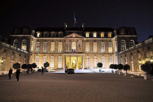 le palais de l 39 elys e and from paris pinterest. Black Bedroom Furniture Sets. Home Design Ideas