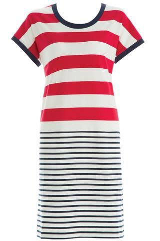 COOPER Summer 16 CO50134-14 Fabric Name & Composition Stripe-Ography-95% Cotton 5% Spandex