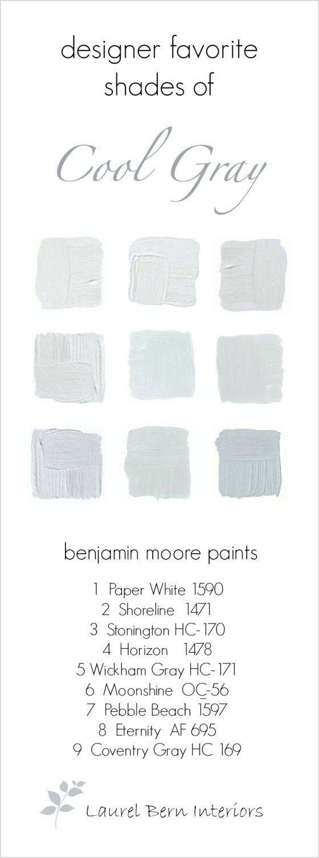 Best 25 neutral gray paint ideas on pinterest for Best neutral grey paint
