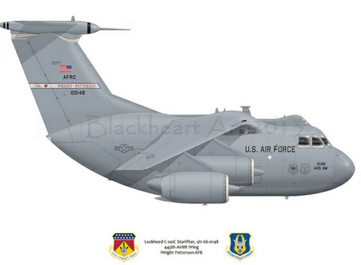 35 Best C 141 Starlifter Images On Pinterest Air Force