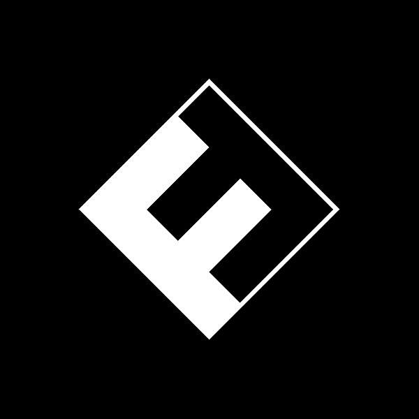 Compact logo mark