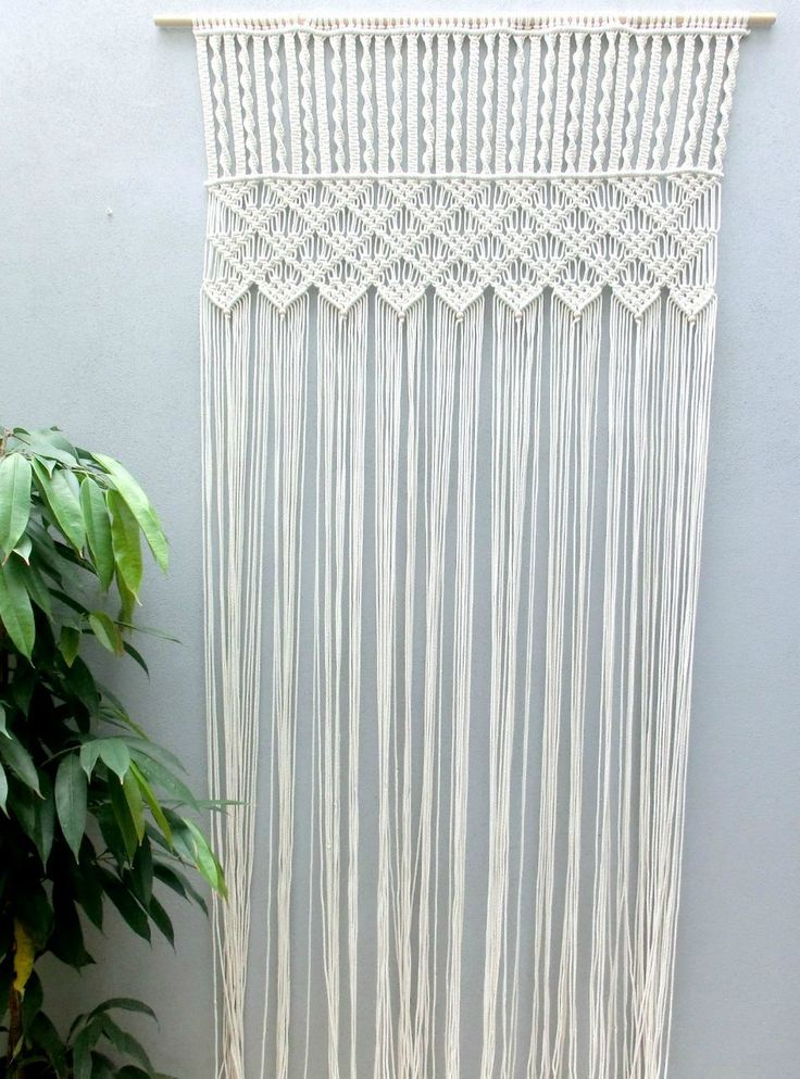17 Best Images About Macrame On Pinterest Macrame Large