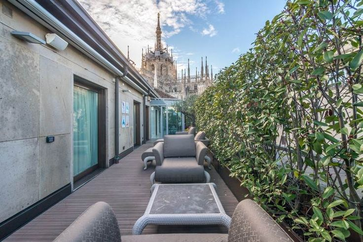 Exclusive penthouse a short walk from Duomo's steeples Galleria Pattar , Milan, Italy – Luxury Home For Sale
