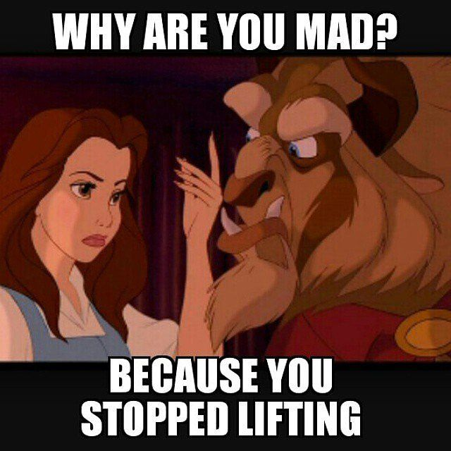 Image result for bEAUTY AND THE BEAST nOPE MEME