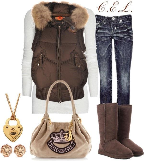 17 Best Outfits With Chocolate Brown Uggs Images On Pinterest