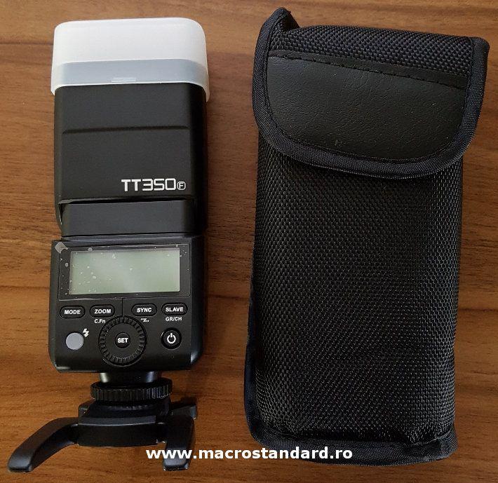 Blit TTL Godox Mini TT350F