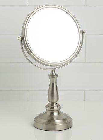 mirror bathroom vanity mirrors magnifying mirror bhs bathroom