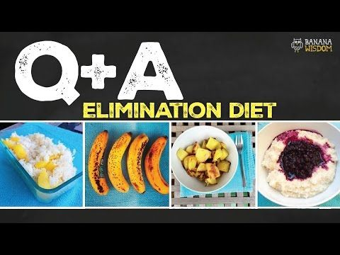 McDougall Elimination Diet Q & A: Cravings, Energy and Banana TV