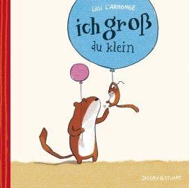 """""""Ich groß, du klein"""" by Lilli L'Arronge (Jacoby & Stuart)"""