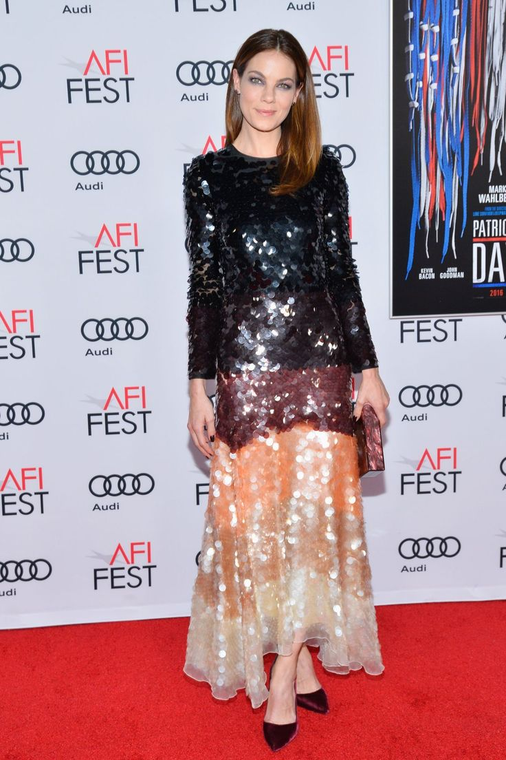 Michelle Monaghan - AFI Festival Screening Of Patriots Day - November 17 2016