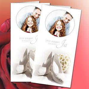 Einladungskarten mit eigenen Bilder  http://www.hochzeit-extrablatt.de/einladungskarten-danksagungskarten-menuekarten.html