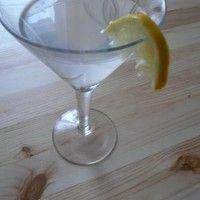 Коктейль с мартини с водкой