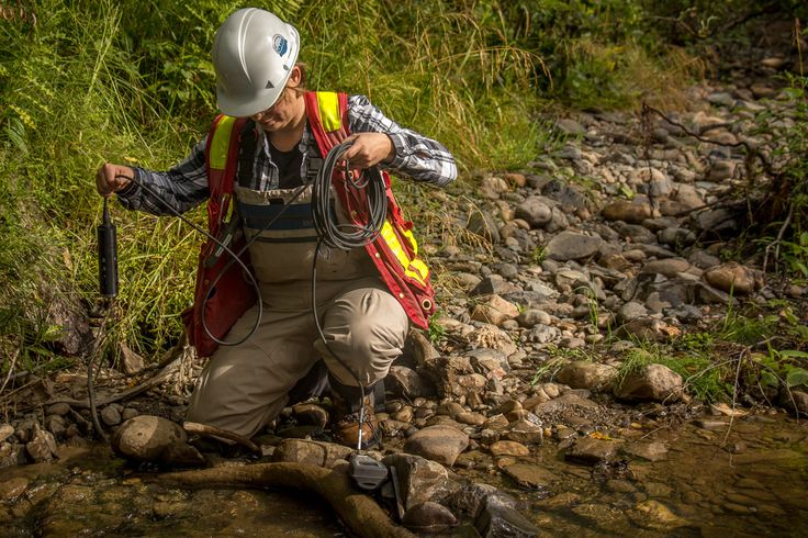 How to Define Water Quality - testing streams - UNBC Continuing Studies