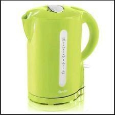 Swan Lime Green 1.7 Litre Cordless Electric Kettle Jug Water Tea Coffee