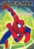 Spider-Man The New Animated Series: High-Voltage Villains [DVD]