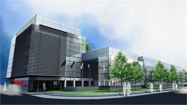 Riorganizzazione facciate fabbricato per uffici in Milano - Milano, Italia - 2006