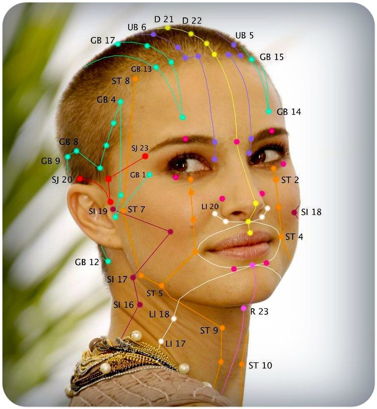 145 best acupuncture maps images on Pinterest ...