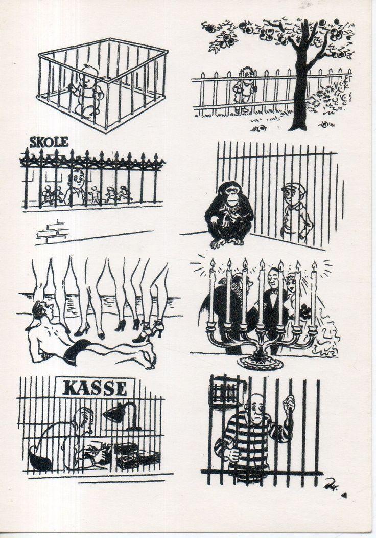 Херлуф Бидструп. Жизненный путь.1964