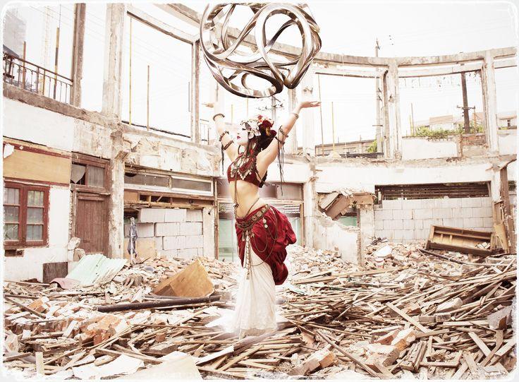 Moria Chappell  ~ Asian Elements: Metal