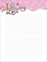 Image result for free printable stationary with lines and borders