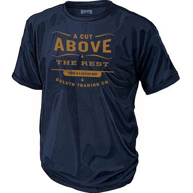 116 best images about duluth trading company on pinterest for Duluth t shirt commercial