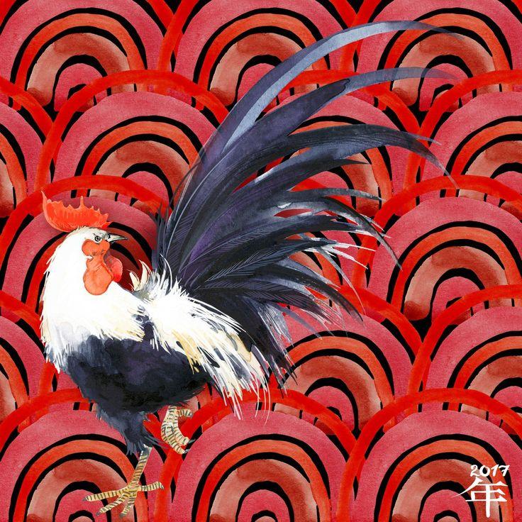 ¡Feliz Año Nuevo Chino! Empieza el Año del Gallo de Fuego