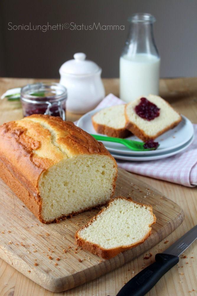 Plumcake panna e limone Statusmamma blog cucinare ricetta foto passo passo tutorial giallozafferano colazione merenda ricetta per bambini soffice con panna