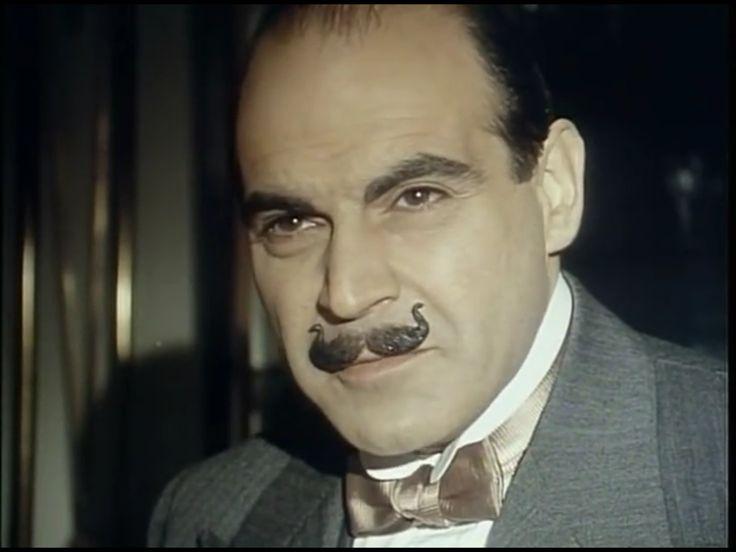 Hercule Poirot. Agatha Christie.