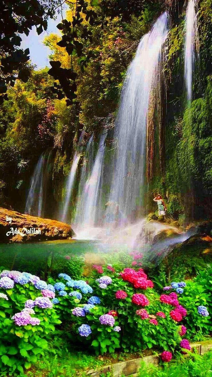 Landscape Photography Waterfall