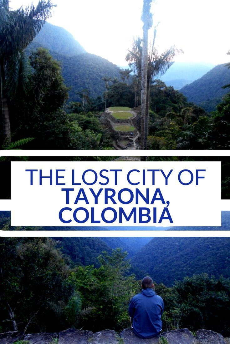 The Lost City of Tayrona - travelsandmore