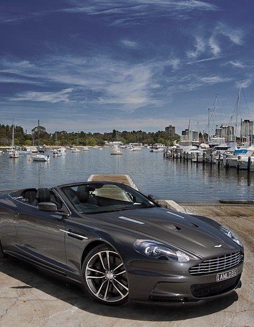 Beautiful Aston Martin Vantage Volante  http://www.easytraffic.org