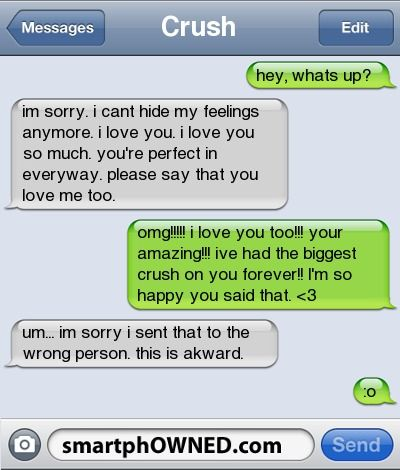 Dating sms text messages