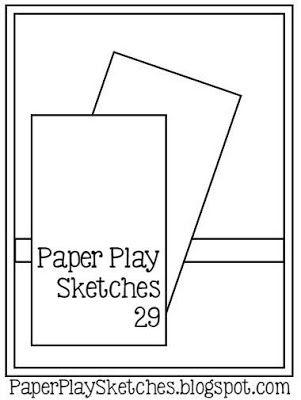 CARDZ TV: PAPER PLAY SKETCHES #29 ~ BIRTHDAY CARD