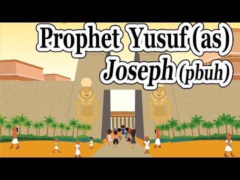 (95) Yusuf [Joseph] (AS) - Prophet story ( No Music) - Islamic Cartoon - YouTube