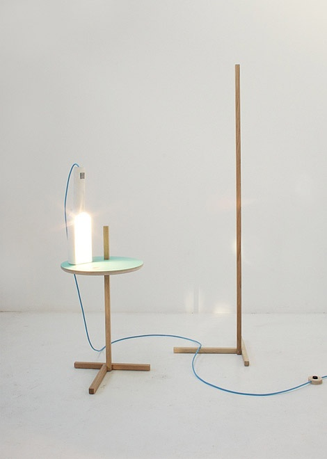 Tomas Alonso`s Project Bottle Light