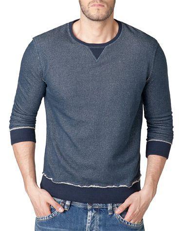 "Sweatshirt Pepe Jeans Freeman ""Dark Denim""   Brands   JEANSSTORE.com - Jeans Online Store - Levi's®, Guess, Mustang, Pepe Jeans"