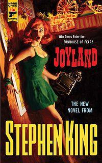 Stephen King zou King niet zijn als een boek geen bovennatuurlijk en/of horrorelement bevat, 'Joyland' bevat beide