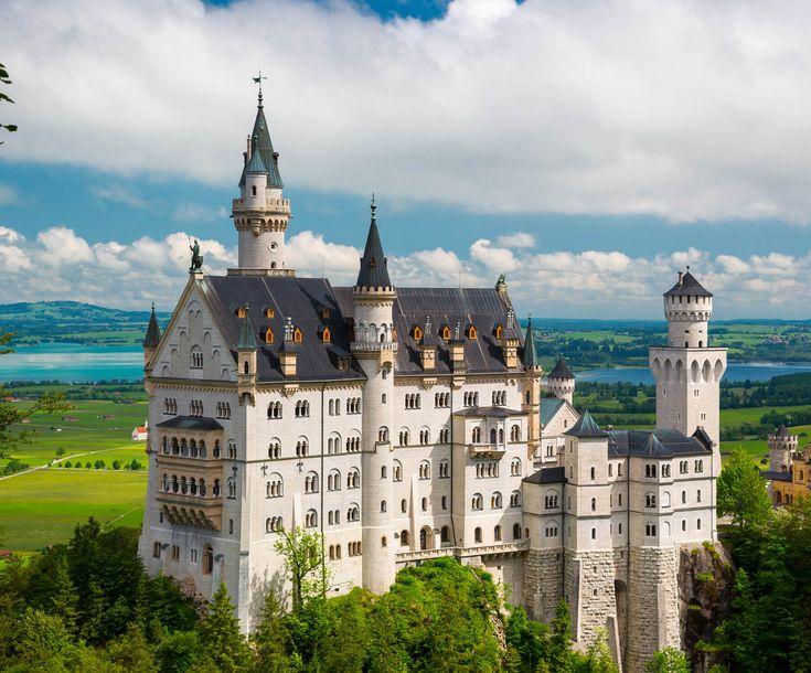 J Ai Fait Ce Puzzle Dans Jigsaw Puzzle Collection Hd 168 Pieces En 47 45 Jpuzzleshd In 2020 Beautiful Castles Germany Castles Neuschwanstein Castle