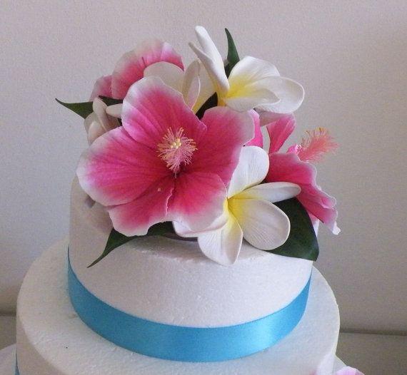Flower Cake Toppers Uk
