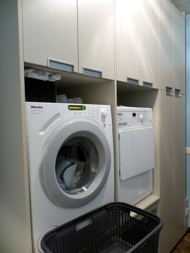 17 Best images about Wasplaats on Pinterest   Laundry room art, Washer and dryer and Tes