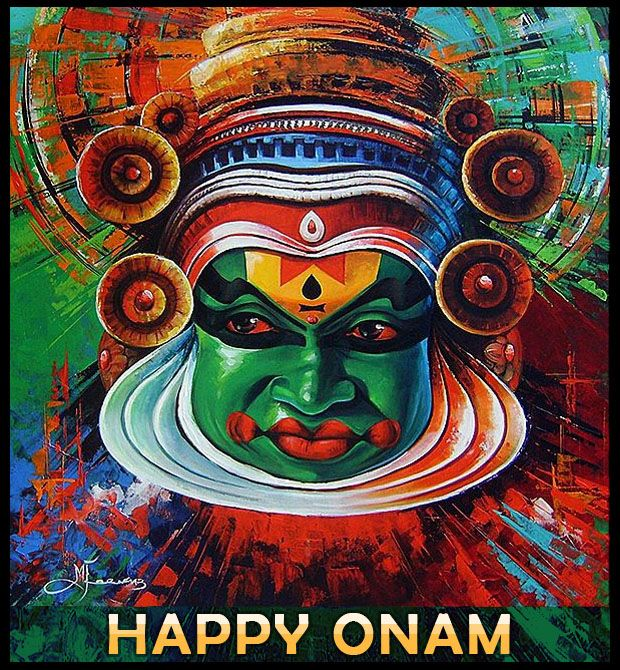 25 Beautiful Onam Greeting Card Designs and Onam Wishes Pictures | Read full article: http://webneel.com/onam-greetings-wishes | more http://webneel.com/photography | Follow us www.pinterest.com/webneel