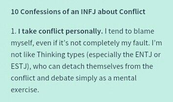 Ten confessions of an INFJ? ALL EXACTLY ME