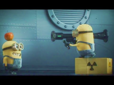 Training Fail - Funny Minions Video - http://www.gigglefinger.com/training-fail-funny-minions-video/