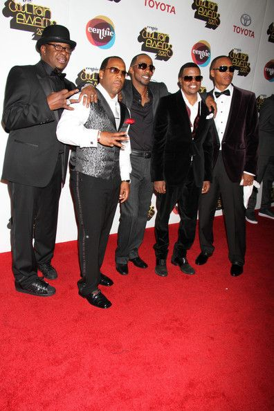 New Edition Photos Photos - New Edition on the red carpet for the 2012 Soul Train Awards at the Planet Hollywood Resort & Casino in Las Vegas. - Daley on the red carpet for the 2012 Soul Train Awards in Las Vegas